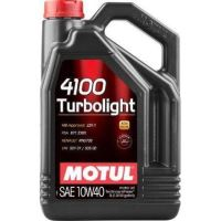 MOTUL 4100 TURBOLIGHT 10W40 5L