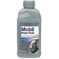 MOBIL BRAKE FLUID UNIV. DOT4 1/2