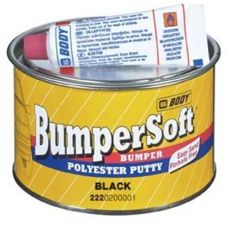 CHIT BODY BUMPERSOFT BLACK 1KG