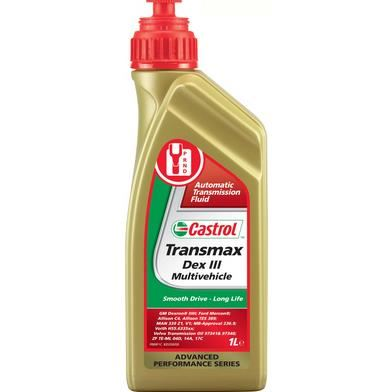 CASTROL ATF DEX III MULTIVEHICLE 1L